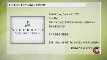 Brookdale Senior Living - January 21, 2020