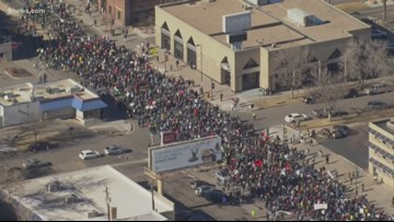 Martin Luther King, Jr. Day Marade returns to Denver on Monday