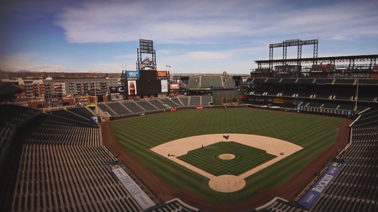coors field fun facts about the home of the rockies