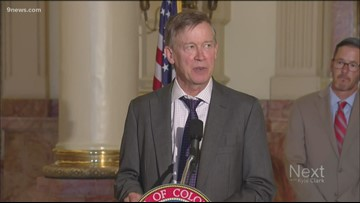 Former Governor Hickenlooper was jetted around the world by wealthy interests, report finds