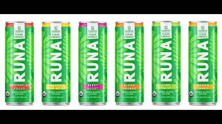 RUNA: all-natural energy