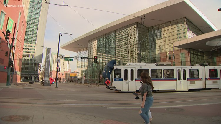 Lack of events at the Colorado Convention Center have ripple effects around Denver