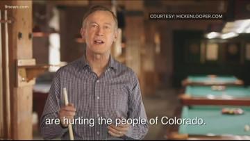 Hickenlooper enters crowded U.S. Senate race in Colorado