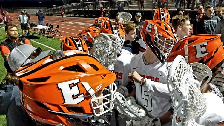 Erie boys lacrosse