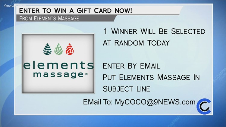 Elements Massage - March 3, 2021