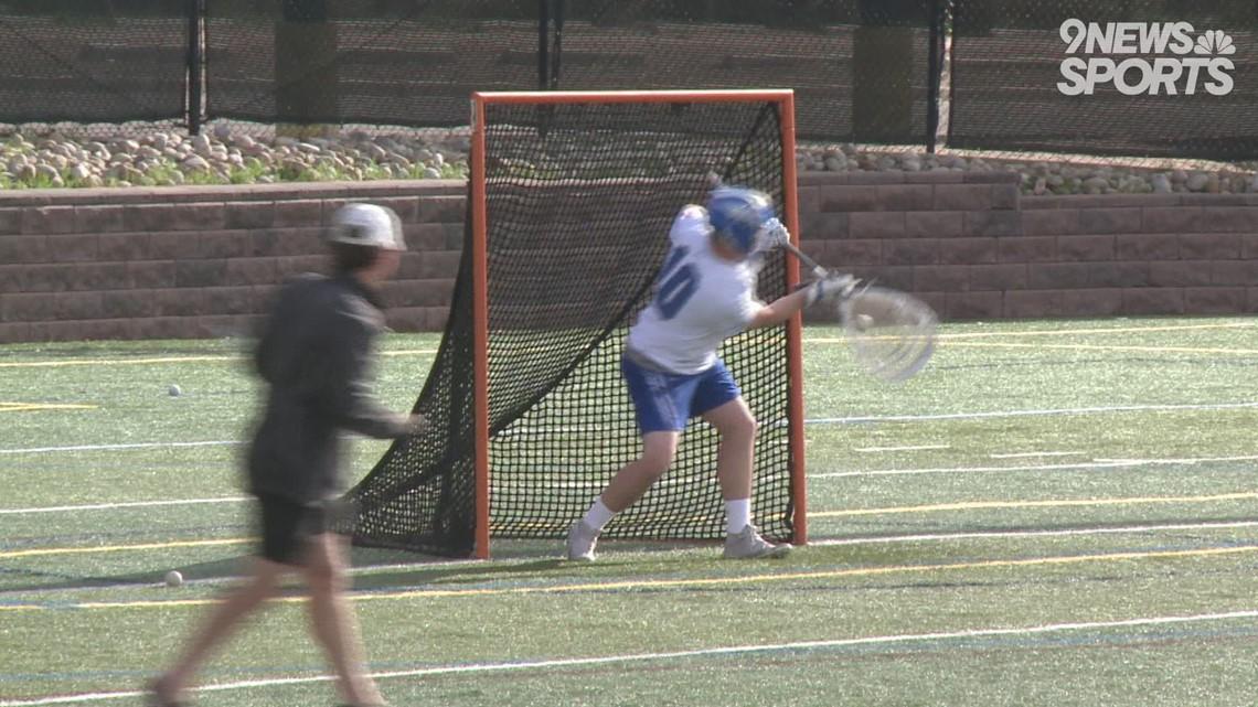 No. 1 Valor Christian boys lacrosse dominant in season opening win