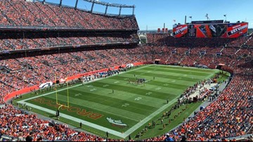 Broncos reassure season-ticket holders in event of virus-caused cancellations