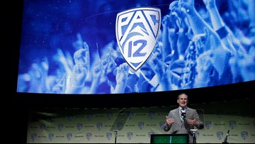 Pac-12 to move football title game to Las Vegas in 2020