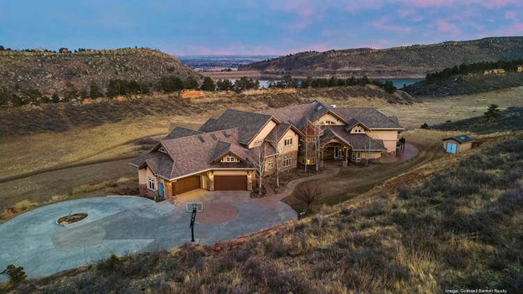13,000-SF Colorado home with 'mini Red Rocks Amphitheatre' and homebrewing room lists for $4.4M