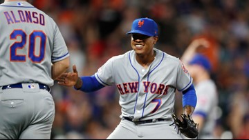 Stroman's strong outing keys Mets' 6-1 win over Rockies