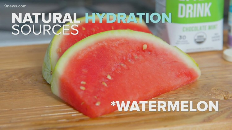 Tips for staying hydrated