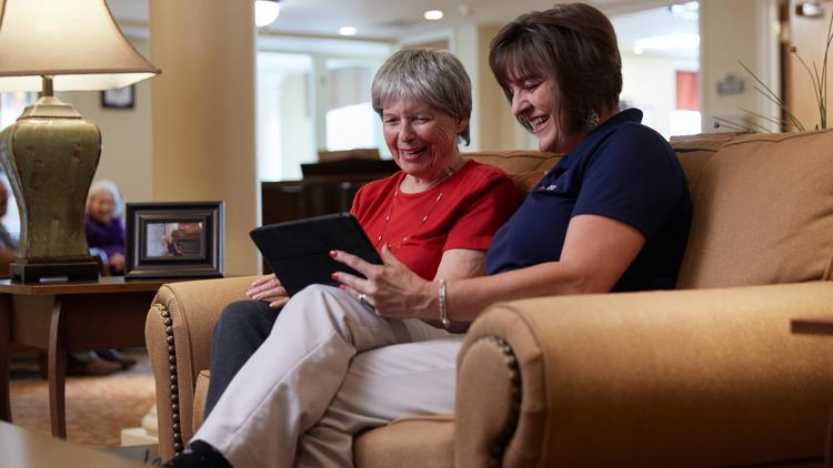 Bringing new life to senior living
