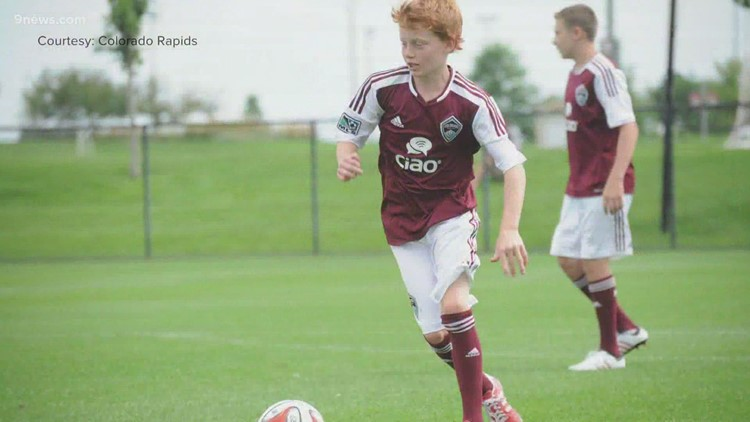 Oliver Larraz fulfills childhood dream to play for Rapids