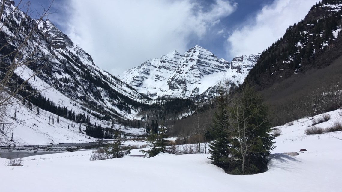 Avalanche Cleanup To Conclude Earlier Than First Thought At Maroon Bells
