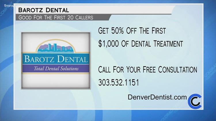 Barotz Dental - March 4, 2021