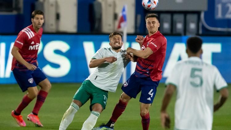 Maurer helps FC Dallas to 0-0 tie against Colorado