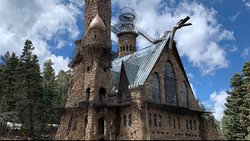 Transplant Blog: I went to Bishop Castle and all I could think about were building codes