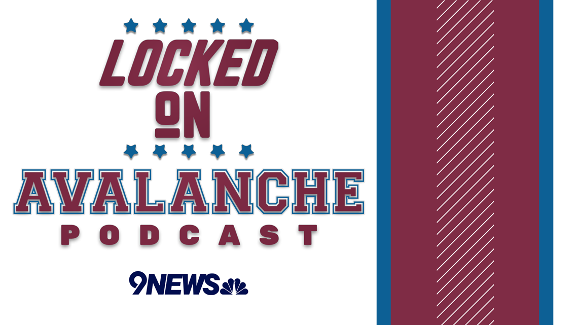 The Avalanche point streak continues | Locked On Avalanche