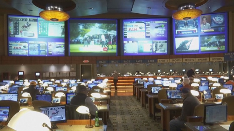 Business Brief: Colorado's sports betting market is thriving
