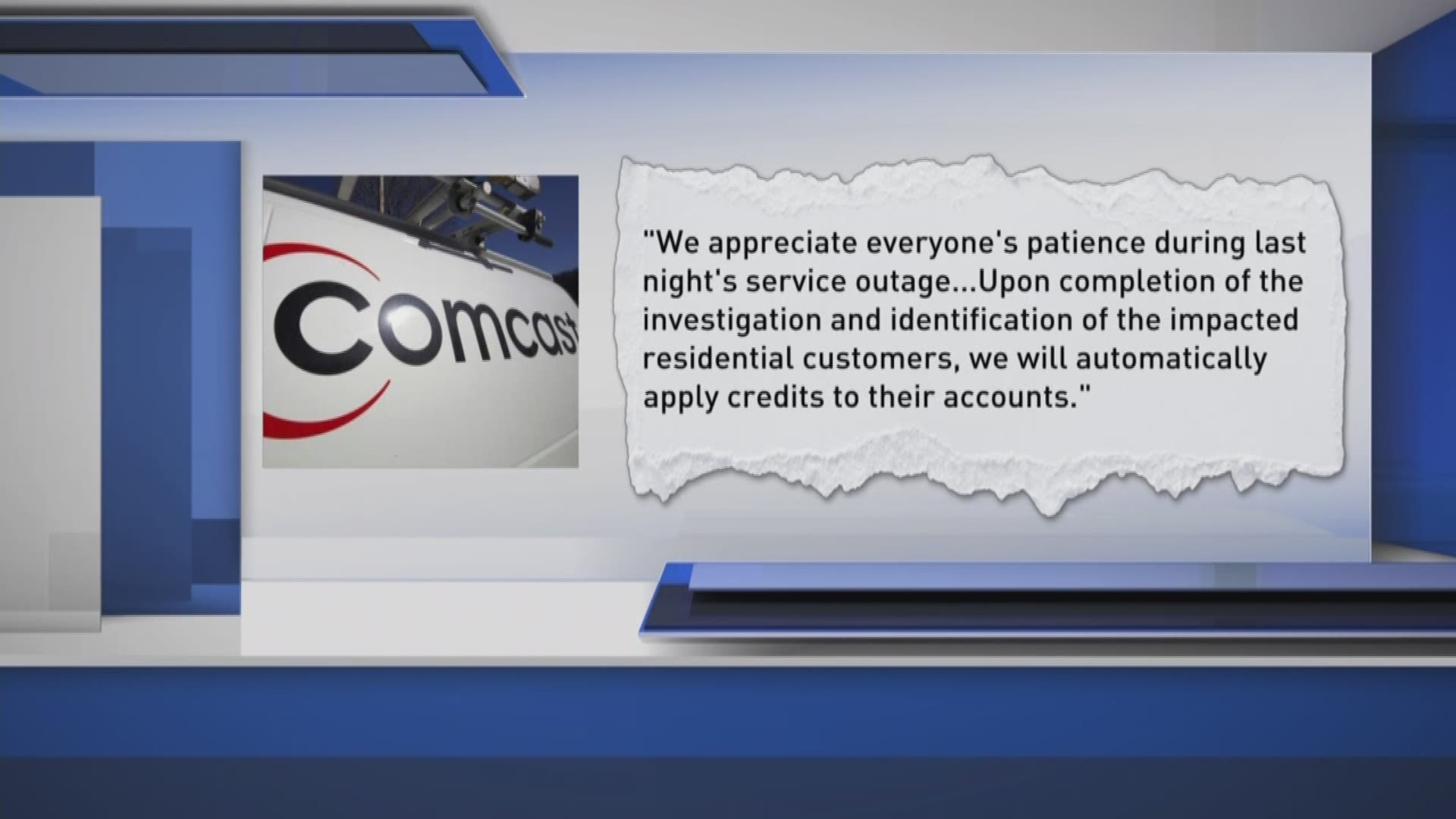 What caused that Comcast outage that had everyone freaking ...