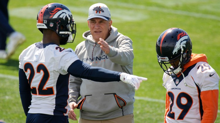 Question No. 4 as training camp is about to begin: Will the Broncos break out the four-corner defense?