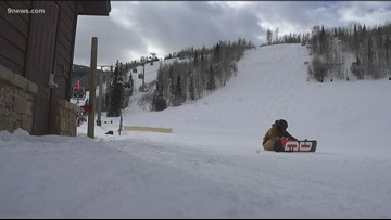 Vail Ski Patrol members race to save lives on the mountain