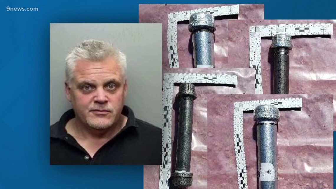 Loveland pipe bomb suspect pleads guilty