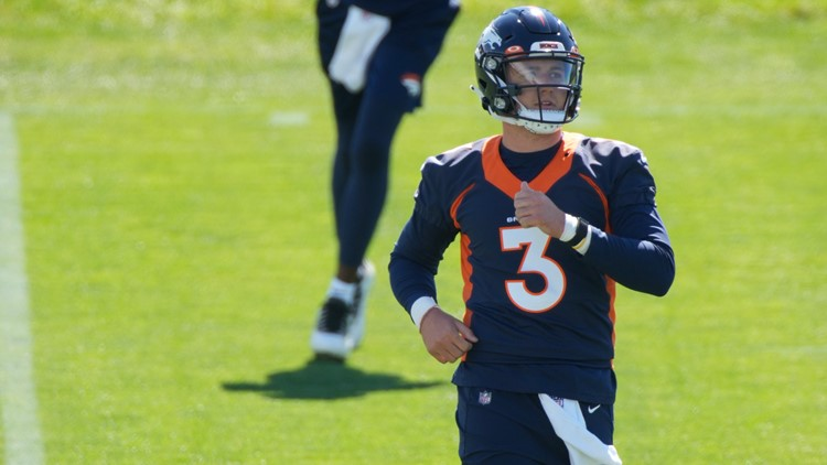 Broncos announce 2021 training camp schedule