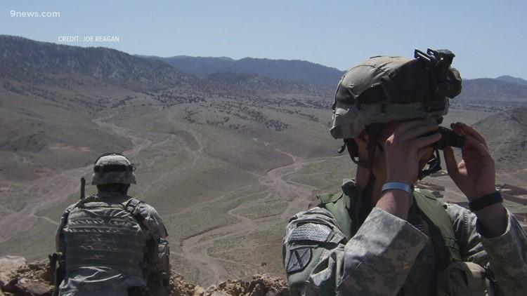Colorado veteran shares personal experience with PTSD