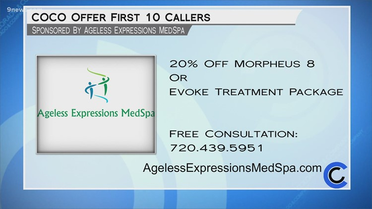 Ageless Expressions Med Spa - July 22, 2021