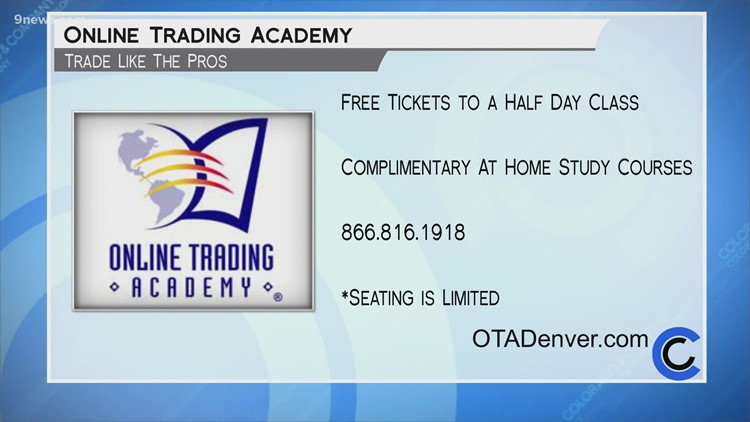 Online Trading Academy - April 13, 2021