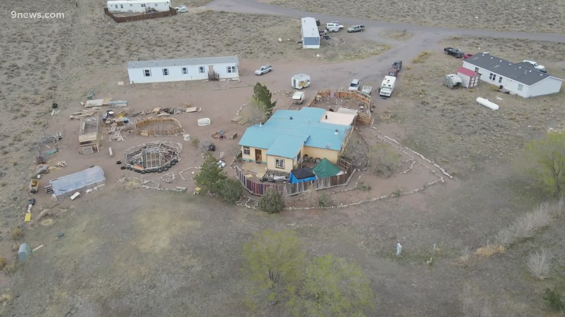 Spiritual leader's partially decomposed remains found in Crestone home