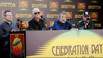 Discussing the lawsuit over Led Zeppelin's 'Stairway to Heaven'