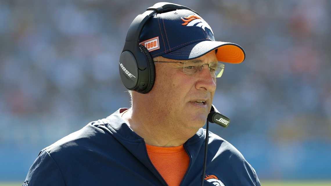 Broncos notes: Fangio plan eliminates divisions, plays 15 conference opponents once a year