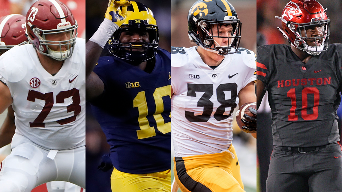 Final look at candidates for Broncos' first-round draft pick