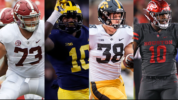 NFL Draft Day: Final look at candidates for Broncos' first-round draft pick