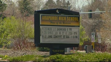 Arapahoe HS student takes own life; 9th suicide since 2013