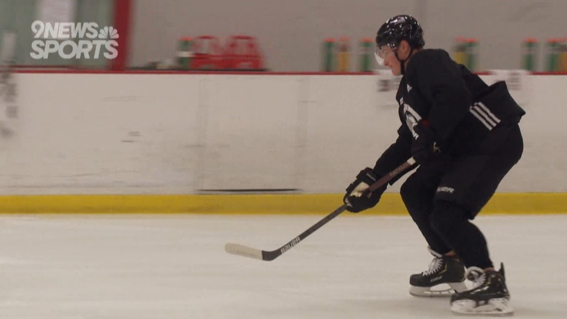 MIC'd Up: Talented Avalanche rookie Cale Makar is having a blast