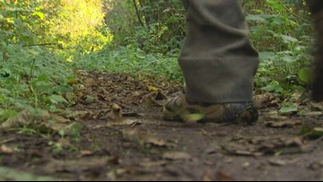 Wilderness survival experts share hiking tips in cold weather
