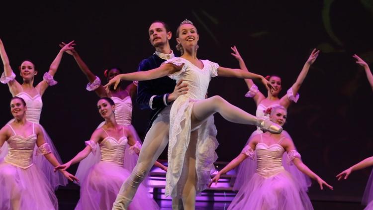Ballet Ariel The Nutcracker