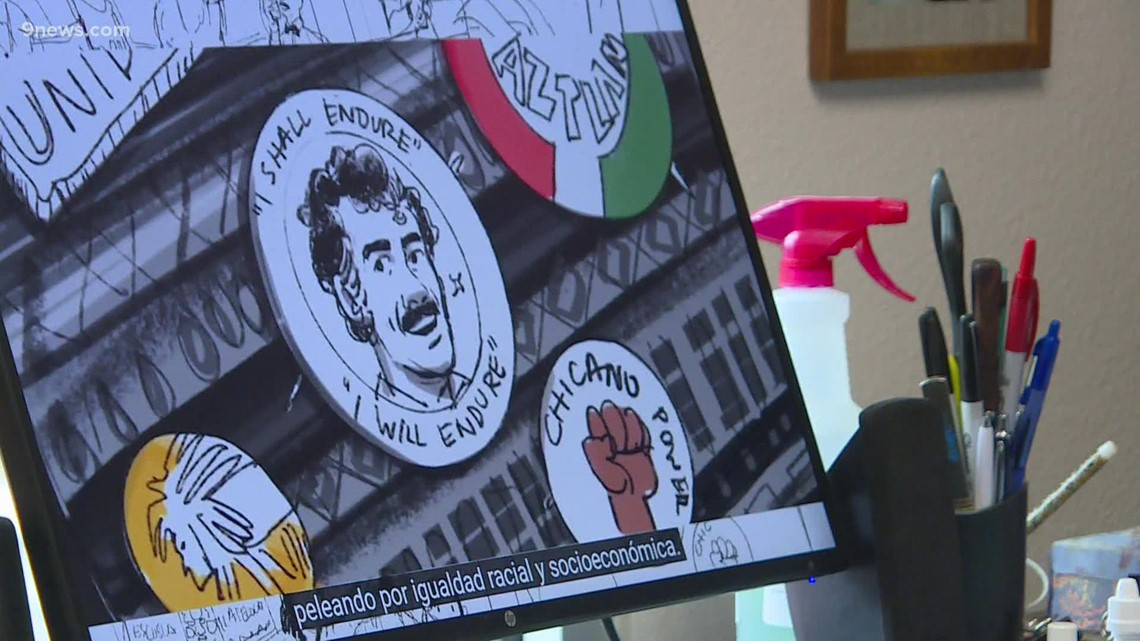 Denver-based Chicano civil rights leader honored with Google Doodle