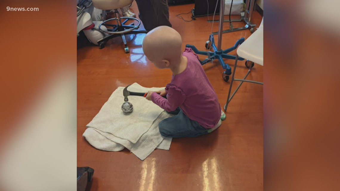 Warrior Way: Creative arts therapy helping young cancer patients
