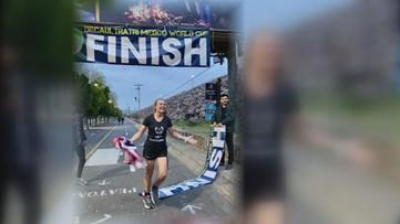 Boulder woman breaks women's world record for a Double Deca Ultra Triathlon