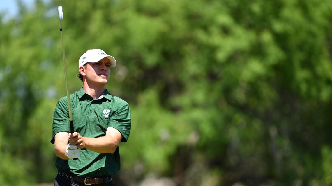 One last shot for CSU senior golfer AJ Ott