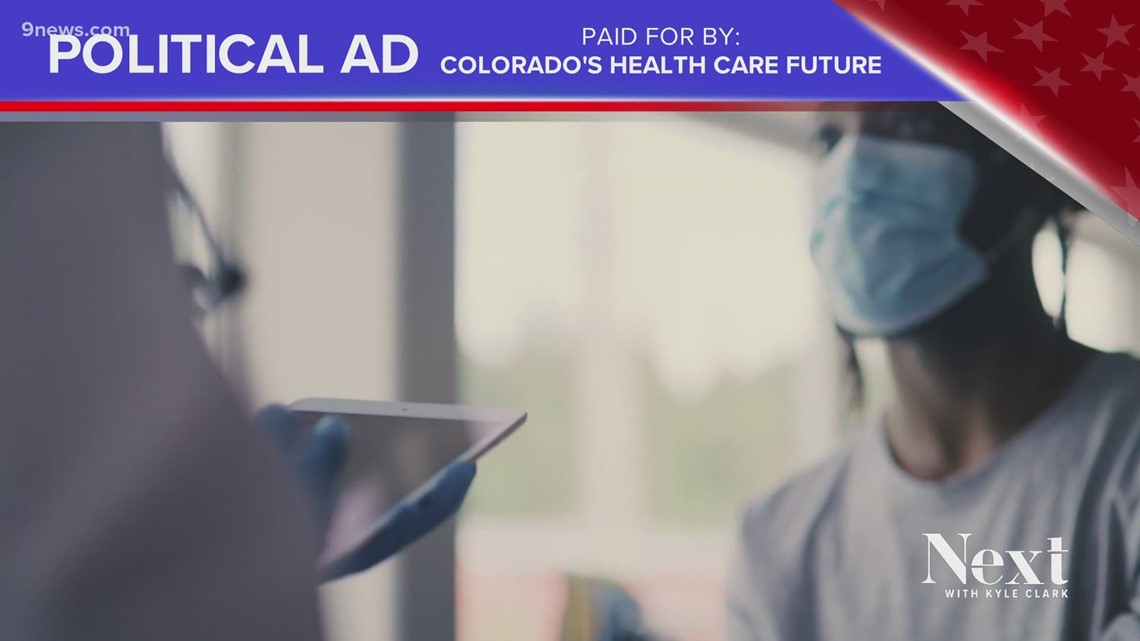 Truth Test: Checking claims about public health care option ad running in Colorado