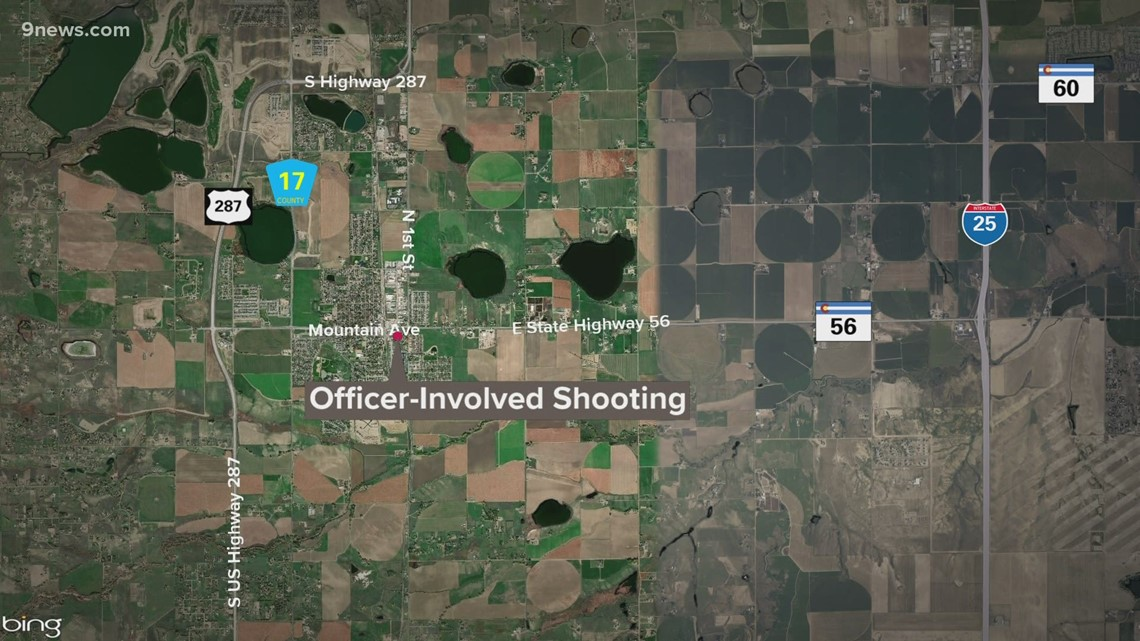 Suspected drunk driver injured during deputy-involved shooting in Berthoud