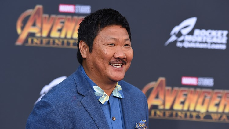 "World Premiere of ""Avengers: Infinity War"" Benedict Wong"