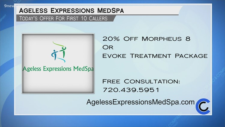 Ageless Expressions - May 6, 2021