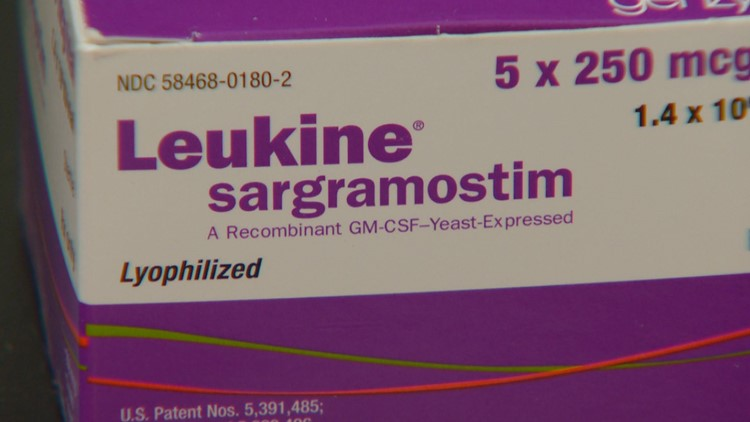 9NEWS has been reporting extensively about a drug called Leukine that may prove to be the first treatment capable of reversing many of the effects of Alzheimer's.