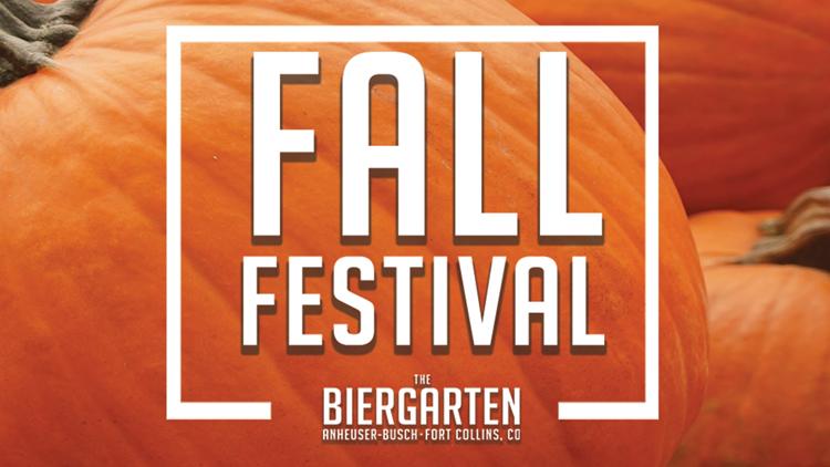 The Anheuser-Busch Biergarten Fall Festival